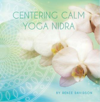 Centering Calm Yoga Nidra CD